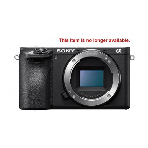 Беззеркальная камера Sony a6500 снята с производства