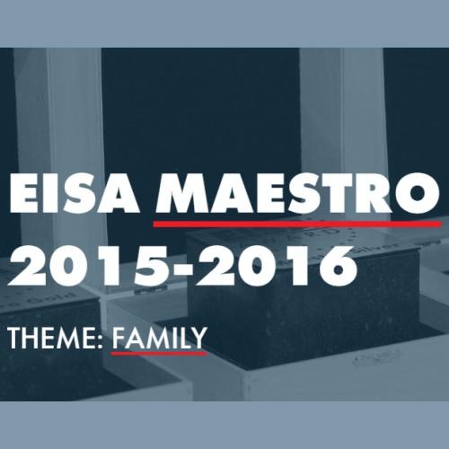 Победителем EISA Maestro 2015-16 стала Татьяна Антонюк из Красноярска