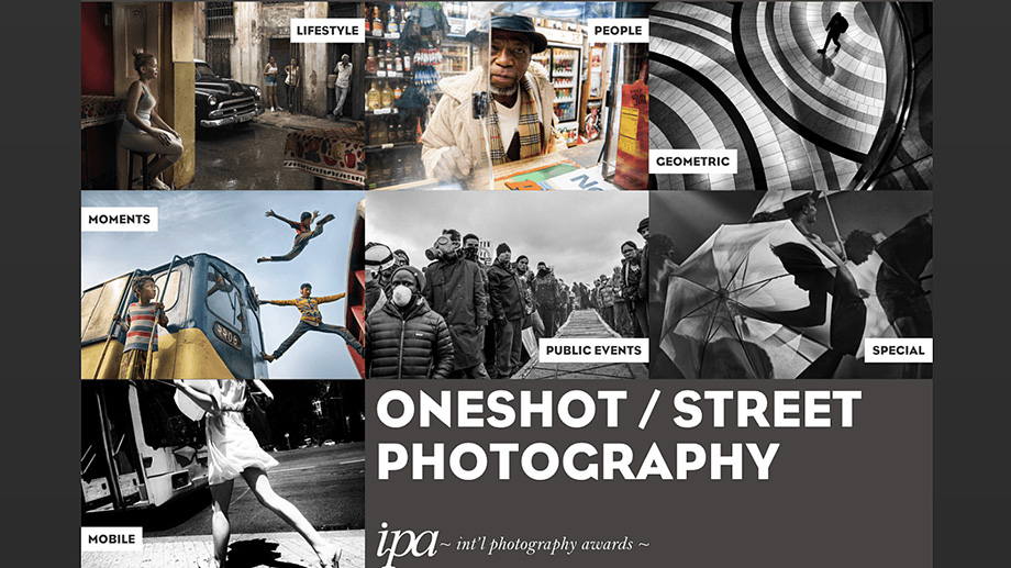 Конкурс стрит-фотографии OneShot (IPA) принимает работы