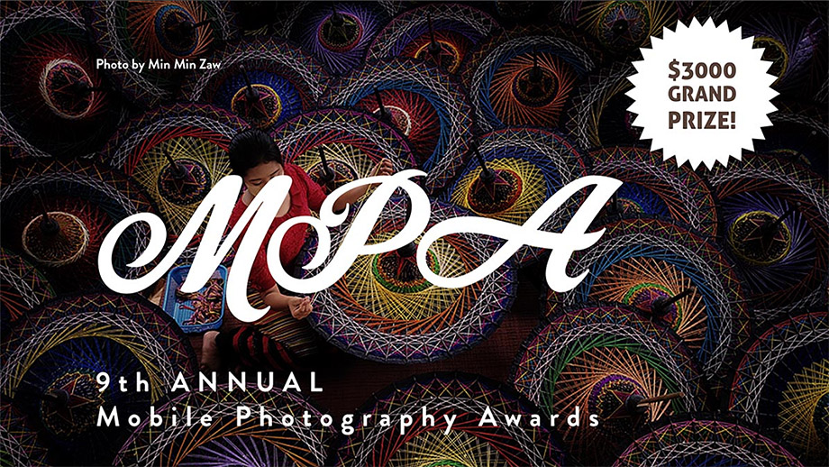 Mobile Photography Awards'2019 открыт для участия