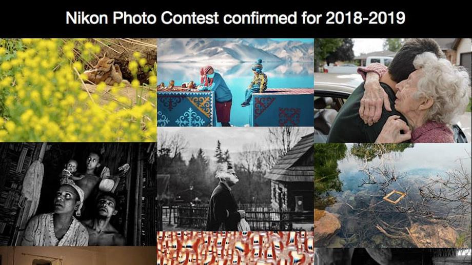 Фотоконкурс Nikon Photo Contest 2018-2019 начал прием работ
