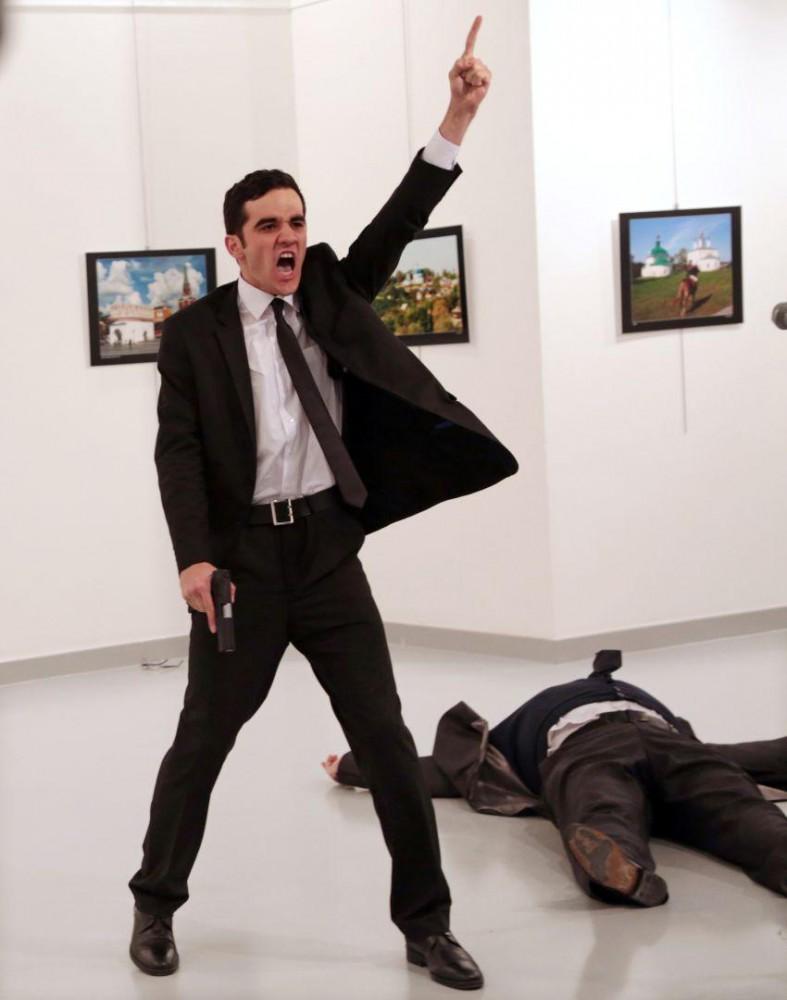Зачем?<br>Мысли по поводу «Фотографии года» World Press Photo 2017