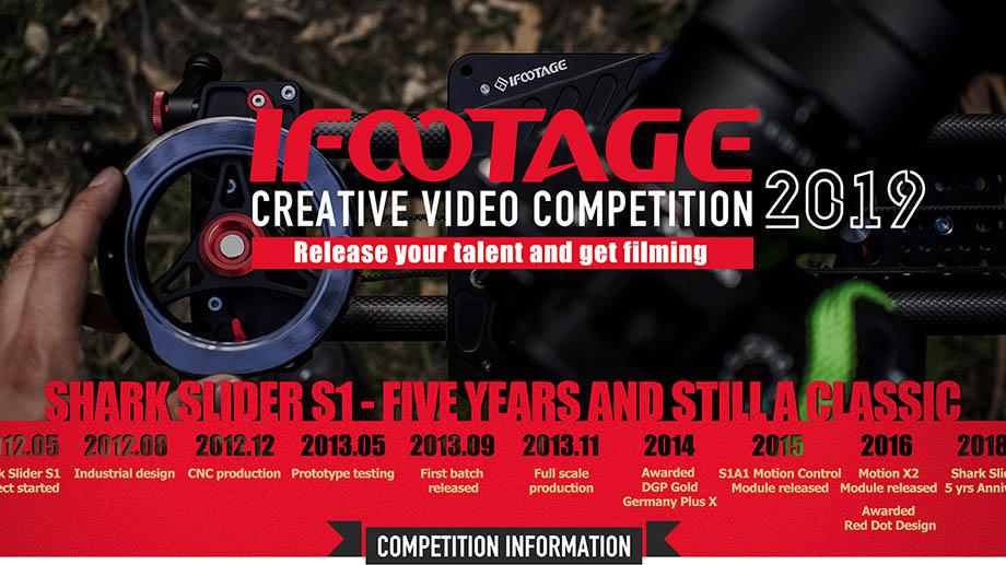 Конкурс креативного видео iFootage Creative Video Competition 2019