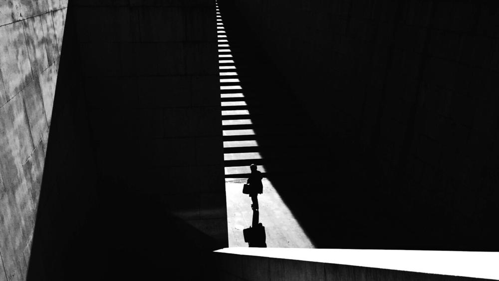Jose Luis Barcia Fernandez (Испания) «En Sombra // В тени»