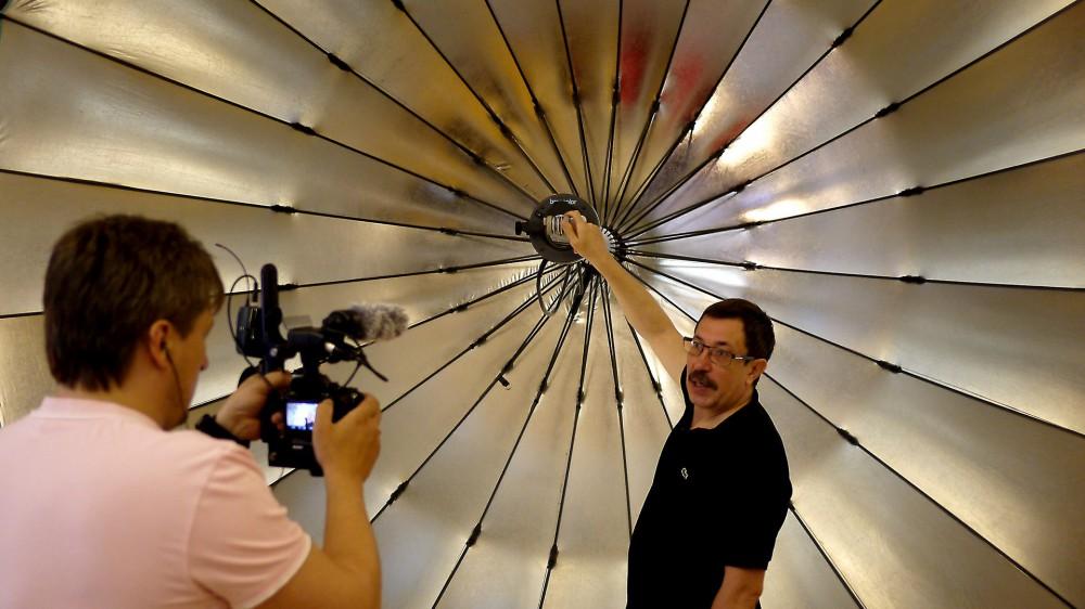 Интервью с рекламным фотографом Игорем Сахаровым