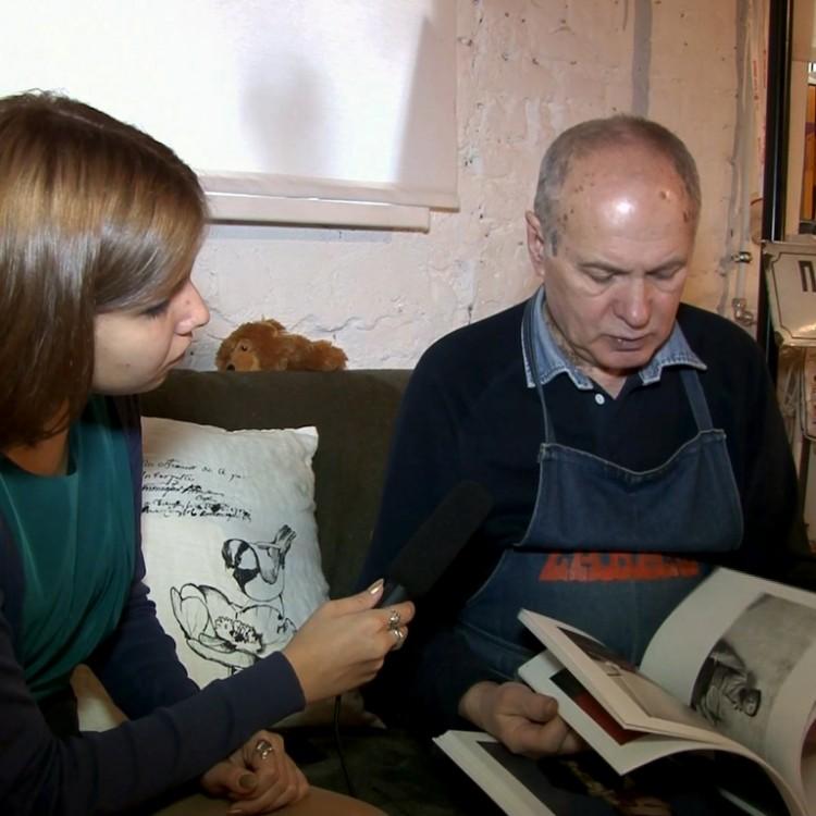 Валерий Плотников. Мастер и его персонажи. 2-я часть