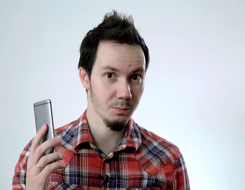 Смартфон как инструмент видеоблогера. Видеоурок. Из серии «Как снимать смартфоном»
