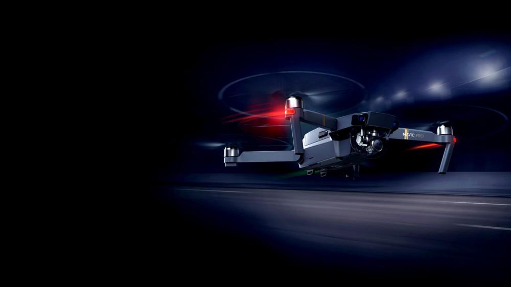 Съёмка и обработка видео с дрона. Урок
