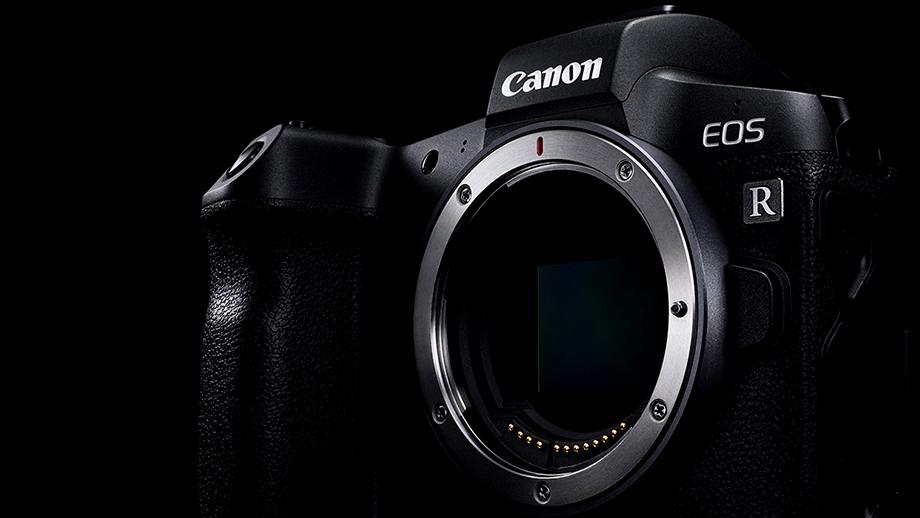Canon пообещал стабилизатор в камерах EOS R, но потом