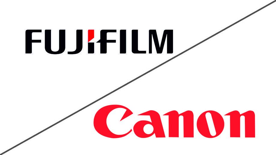 По мнению Fuji в Canon ошибаются...