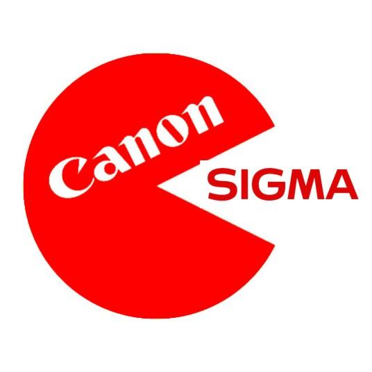 Canon пытался купить Sigma, но неудачно