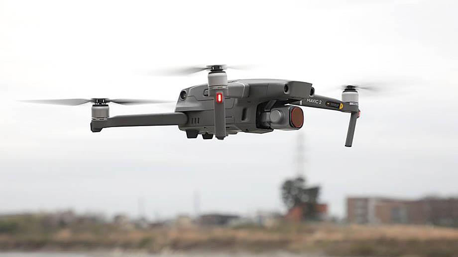 DJI будет оснащать свои дроны детекторами самолетов и вертолетов