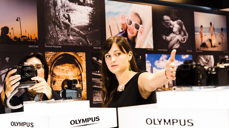 Продажи беззеркальных камер в России подскочили на 35%