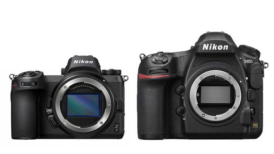 Nikon заменит треть линейки беззеркальными камерами