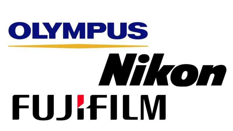 Финансовые результаты Olympus, Nikon и Fujifilm в первом квартале