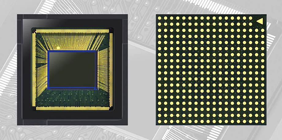 Новый сенсор Samsung имеет разрешение среднеформатных фотокамер