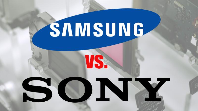 Samsung хочет обойти Sony на рынке производства матриц для фотоаппаратов