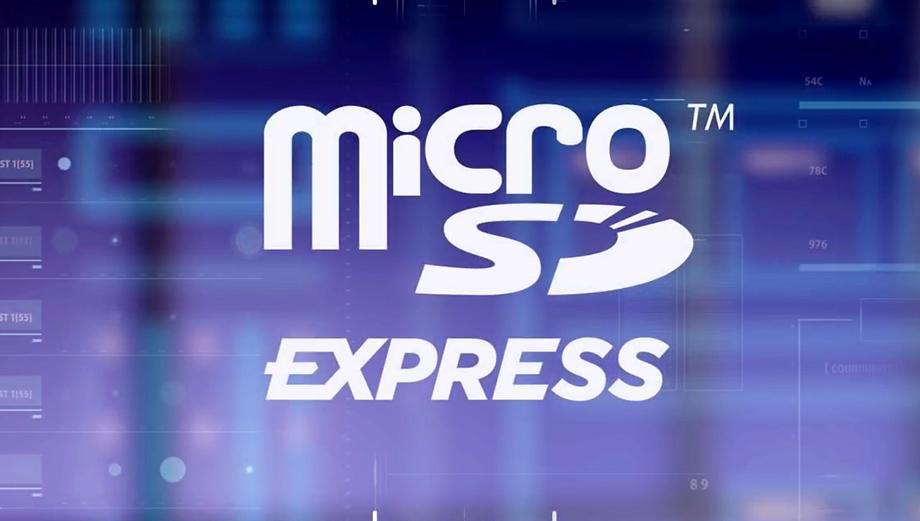 Стандарт microSD Express разгонит карты до 985 Мб/с