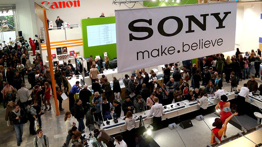 Портрет российского фоторынка по версии компании Sony