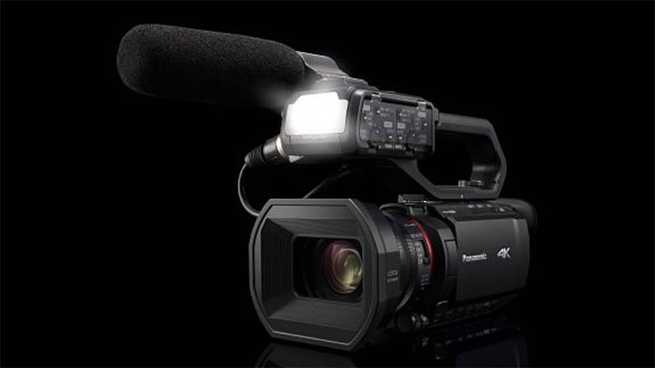 Panasonic представил профессиональные камеры с интегрированным оборудованием для трансляций