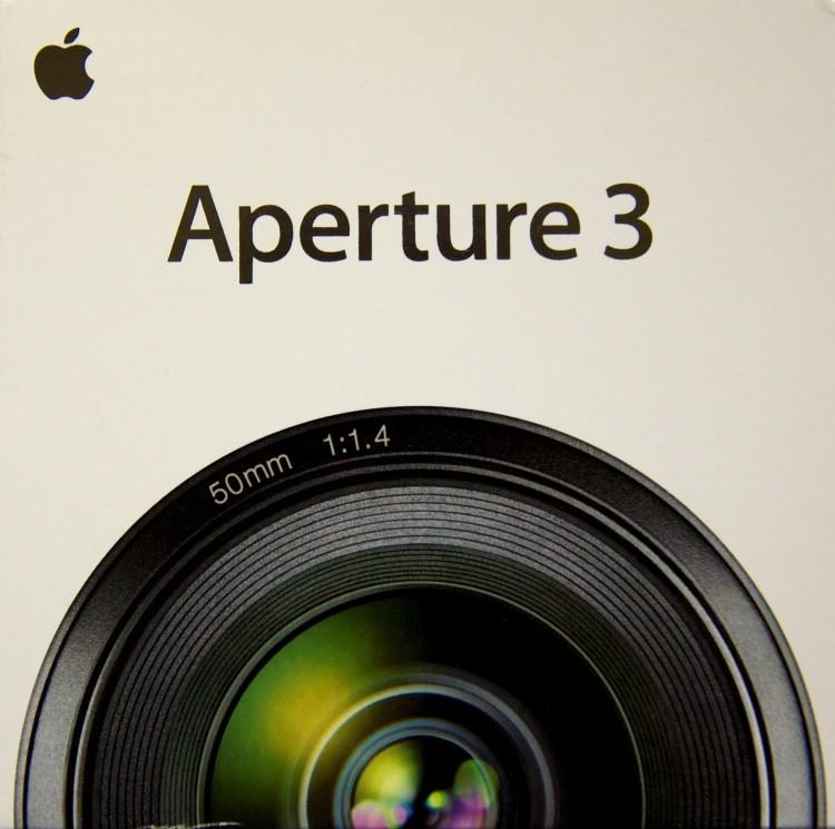 Вышло обновление Apple Aperture 3.3