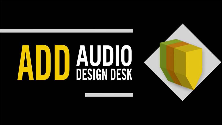 Audio Design Desk – программа создания звуковых эффектов для видео