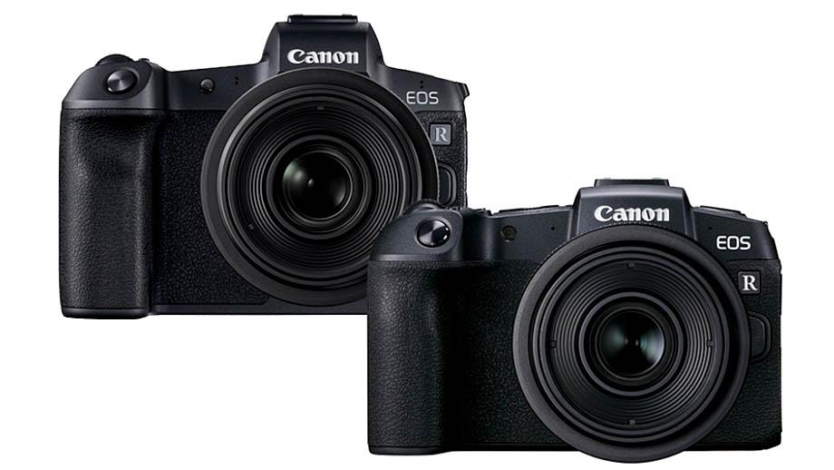 Canon обновил прошивки для камер EOS R и EOS RP