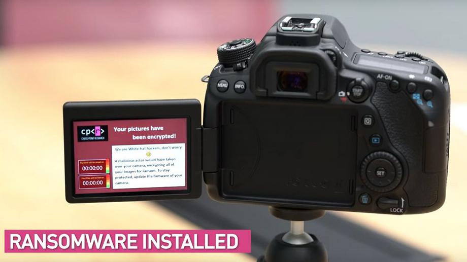 Киберуязвимость камер заставила Canon выпустить спецпрошивку…