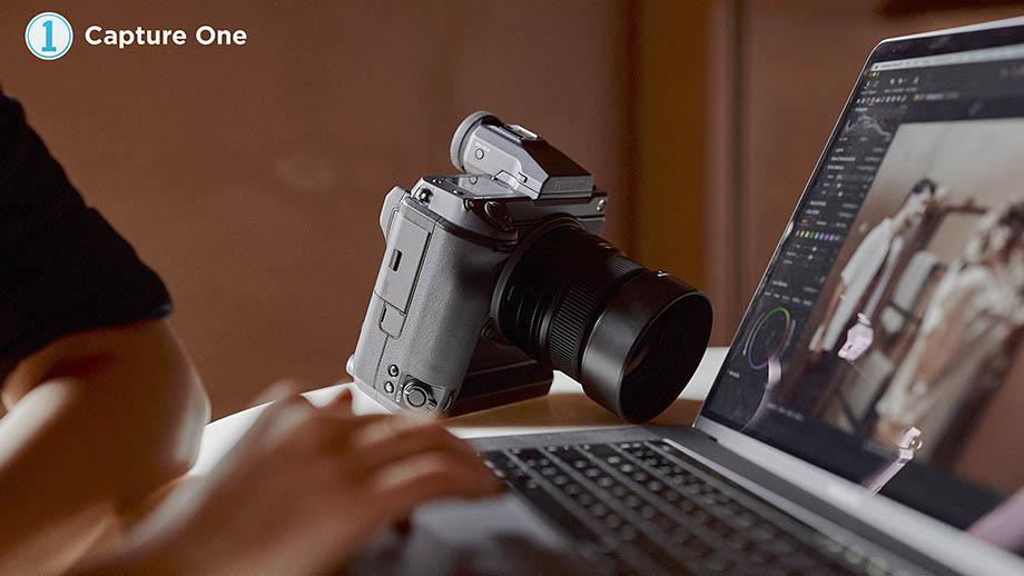 Обновление Capture One Pro 20