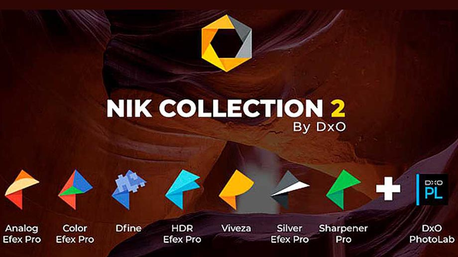 DxO выпустила Nik Collection 2