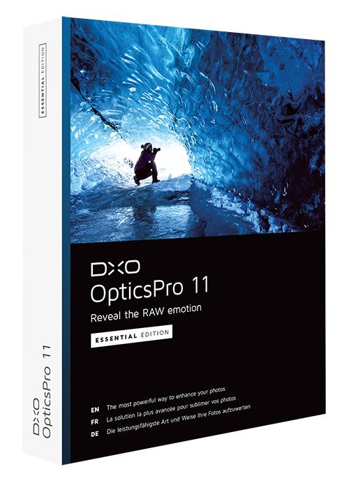 Компания DxO Labs выпустила новую версию своего конвертера RAW DxO Optics Pro 11
