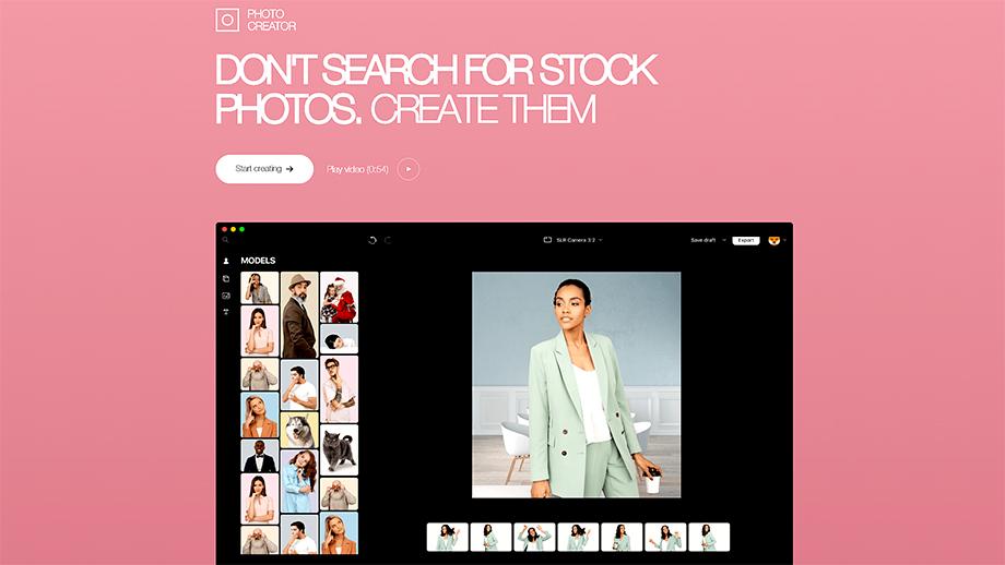 Photo Creator – приложение для создания реалистичных коллажей