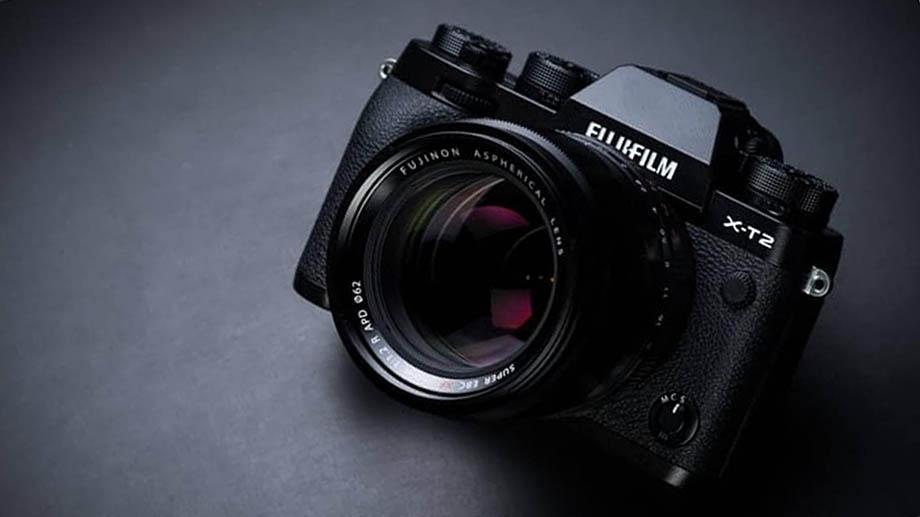 Обновление прошивок камер Fujifilm X-T2, X-Pro1, X-A7, X-E1 и объектива Fujinon XF8-16mm f/2.8