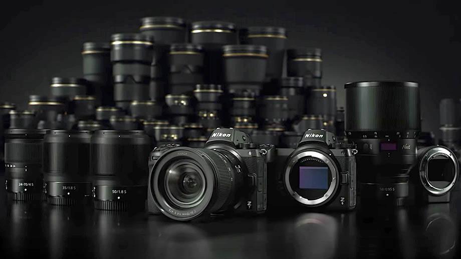 Nikon представил специальный LUT-профиль для видеосъемки с функцией N-Log на камеры Nikon Z7 и Z6