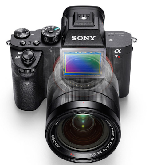 Sony обновила прошивку для своей камеры А7RII