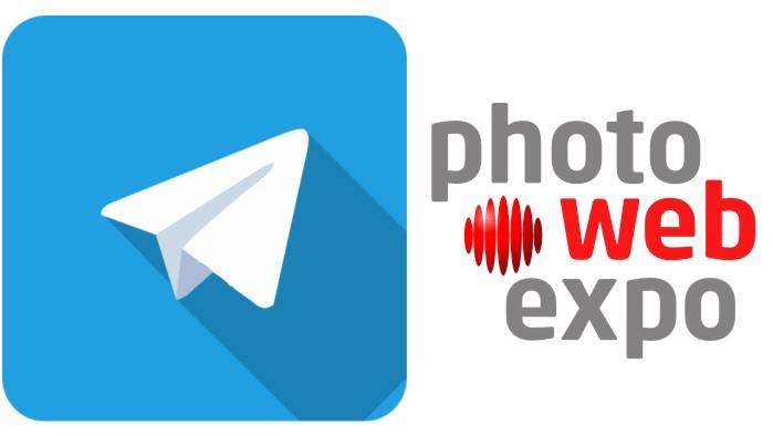 Мы запускаем канал Telegram PhotoWebExpo