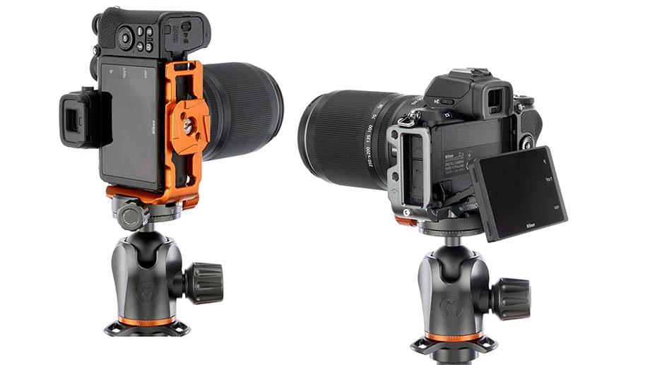 3 Legged Thing выпускает L-кронштейн Zayla для Nikon Z 50