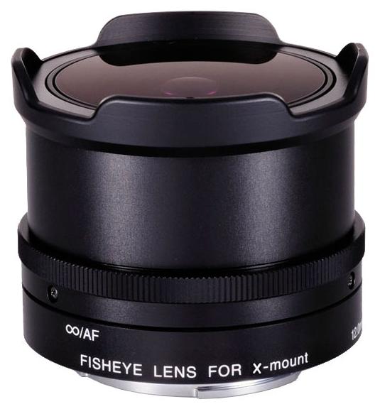 Выпущен объектив Digital King 12/7.4 для Sony E и Fujifilm X