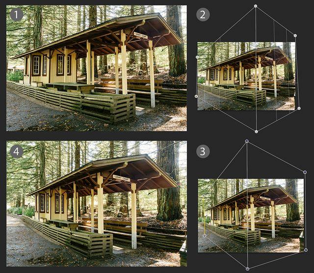 Adobe Photoshop CC получил возможность коррекции перспективы