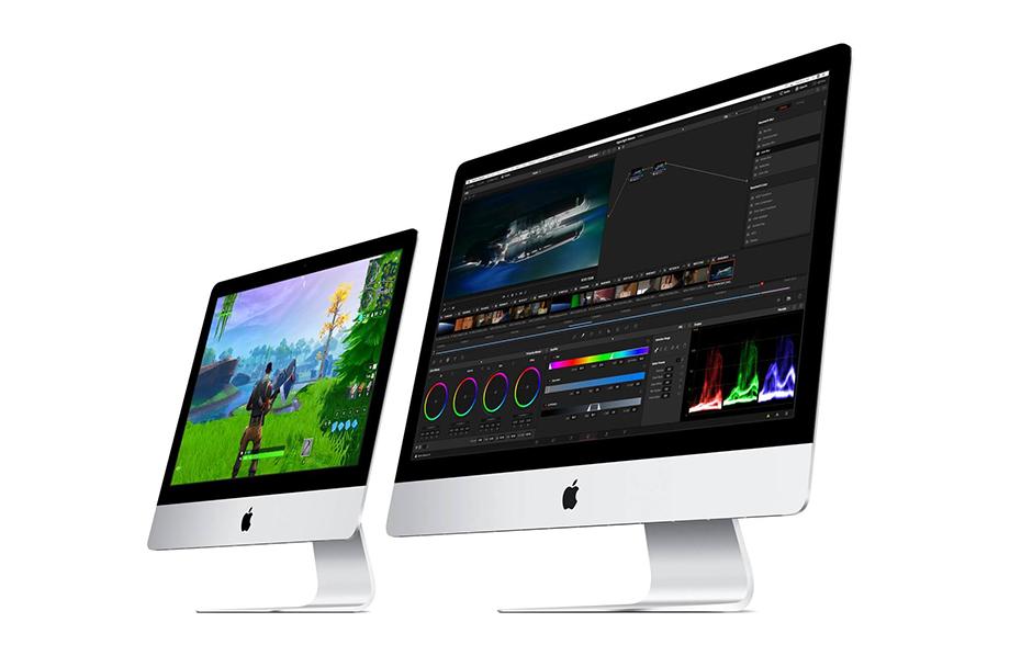 """Apple анонсировала обновленные версии iMac 21,5"""" и 27"""""""