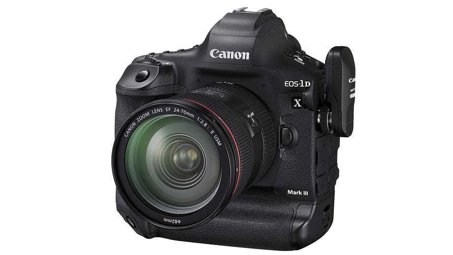 Canon EOS-1 D X Mark III – спецификации раскрыты за неделю до анонса