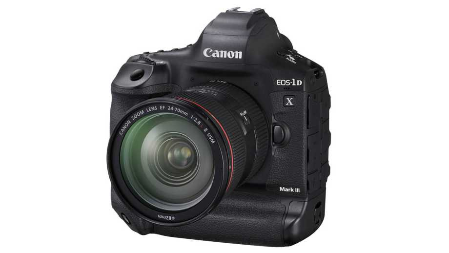 Canon EOS-1D X Mark III официально представят в течение месяца