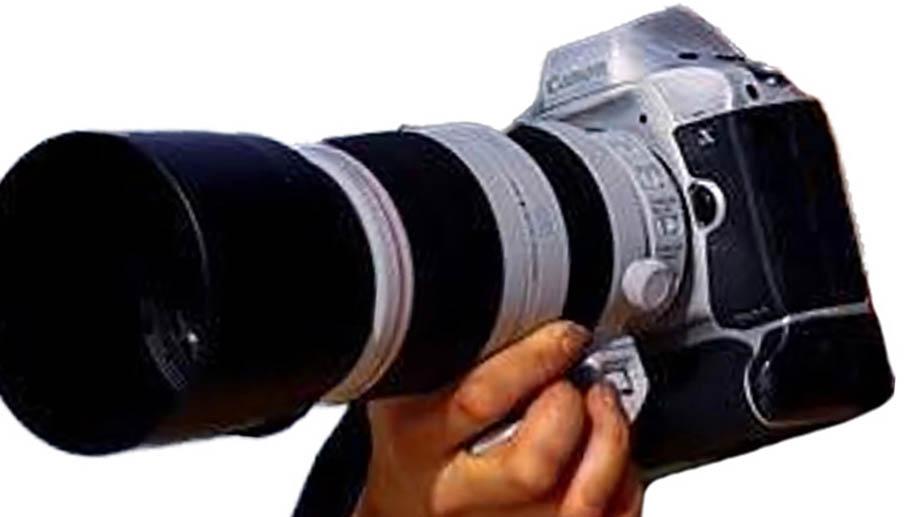 Canon EOS-1D X Mark III. Серебристая версия?