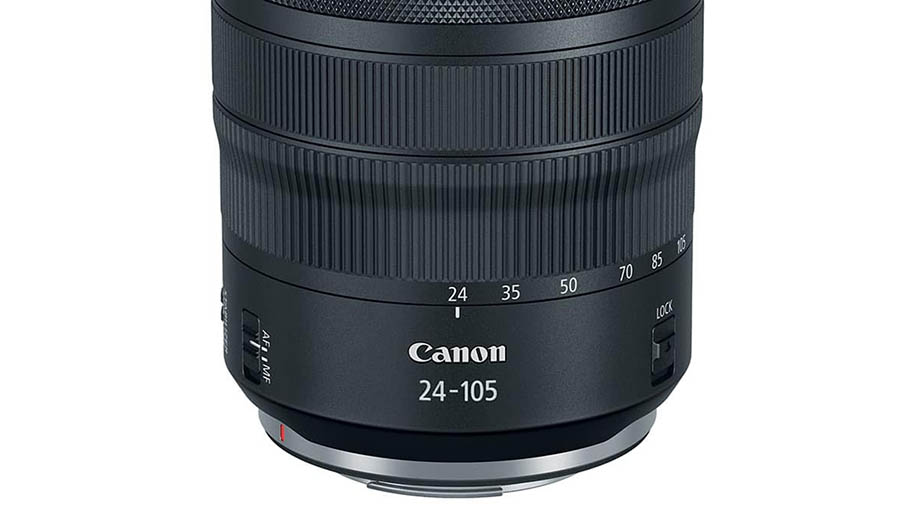 Canon RF 24-105mm f/3.5-5.6 IS STM появится уже в феврале?