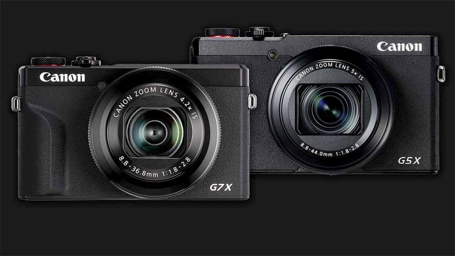 Canon анонсировал компакты G5 X Mark II, G7 X Mark III и объектив RF 24-240mm f/4-6.3-USM