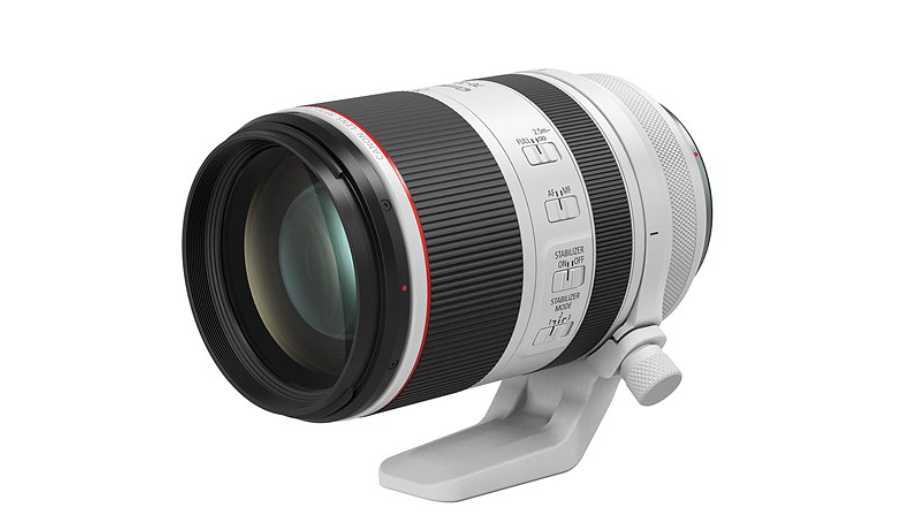 Обновление прошивки для Canon RF 70-200mm f/2.8L IS ожидается в январе 2020
