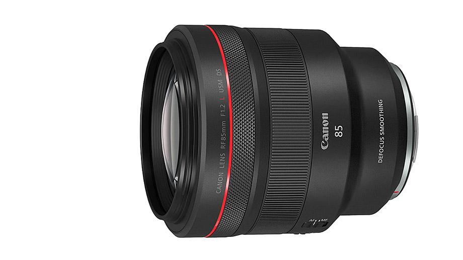 Новый объектив Canon RF 85mm f/1.2 L USM DS обещает особое боке