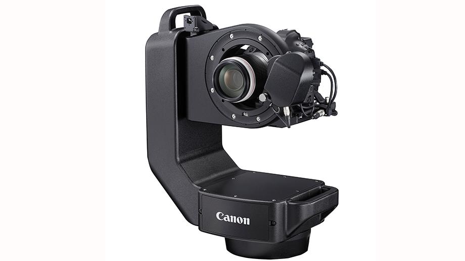 Робот Canon CR-S700R не пропустит удачного кадра