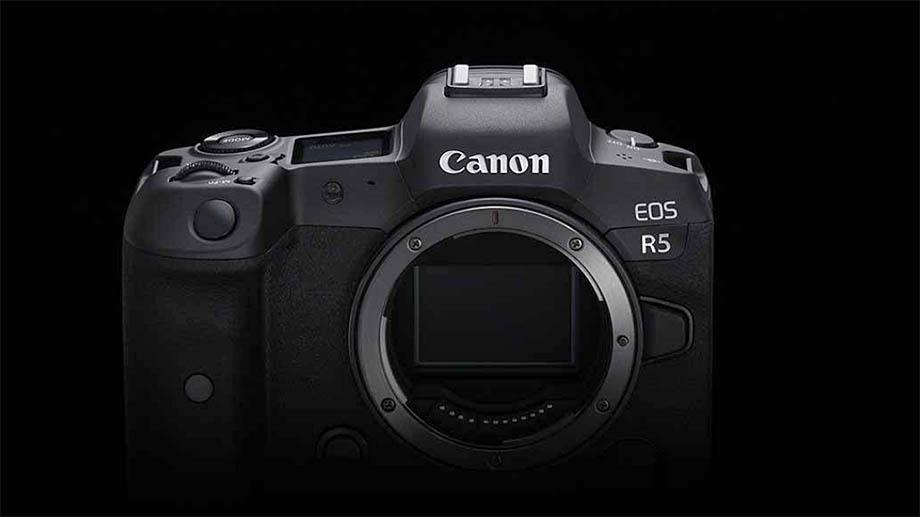 Canon анонсировал разработку камеры Canon EOS R5 с 8К-видео, IBIS и фотосъемкой 20 к/с