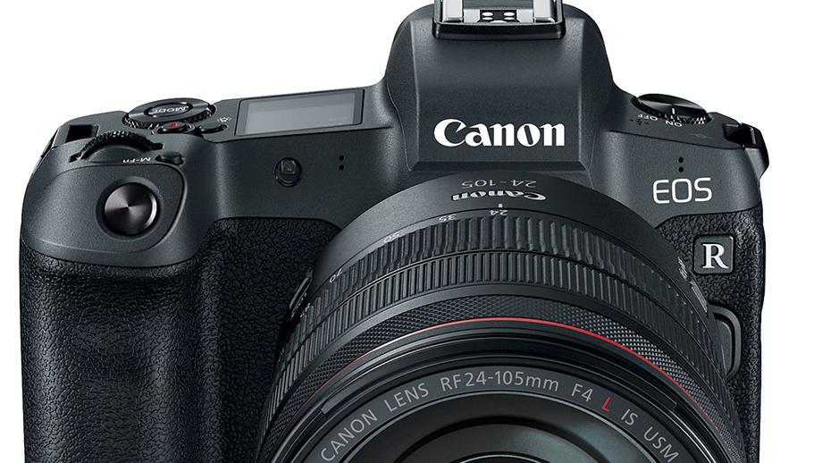 Canon сделал это! Беззеркальная полнокадровая камера Canon EOS R анонсирована